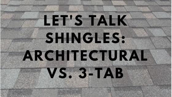 Architectural vs. 3-Tab