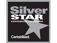 Silver Star Commercial Contractor CertainTeed