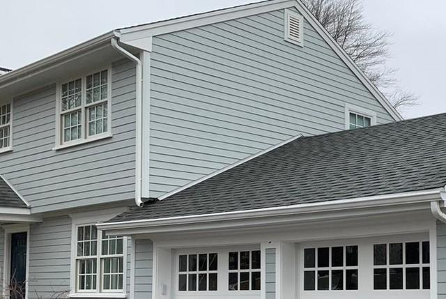 The James Hardie Way Roofline Clearance Burr Roofing