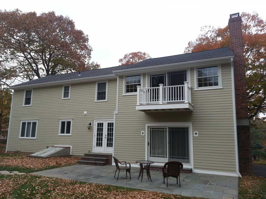 After James Hardie Siding Installation in Stratford, CT