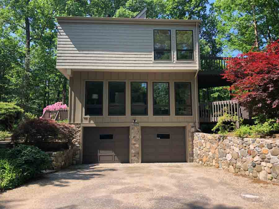After Contemporary Remodel in Woodbridge, CT