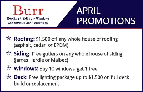 April Promotions